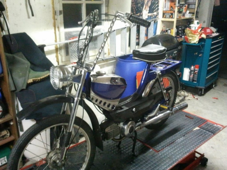 Puch Sport X30 Nl Z 252 Ger Tuning Ch